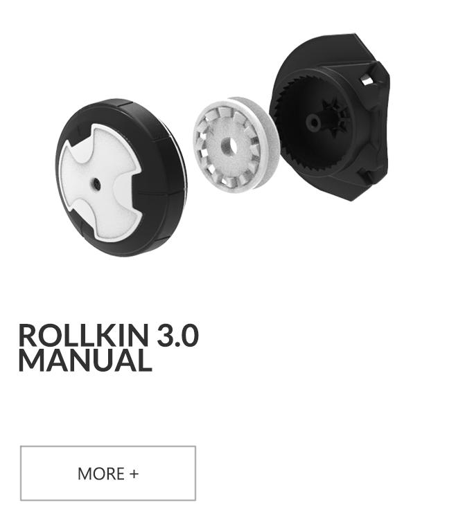 (M)ROLLKIN 3.0 SERIES ASSEMBLY METHOD