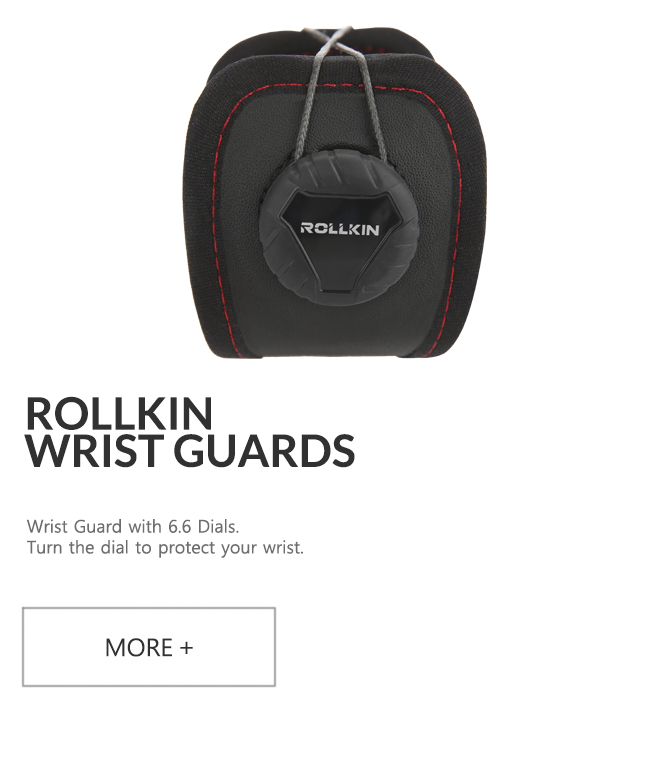 (M)ROLLKIN WRIST GUARDS